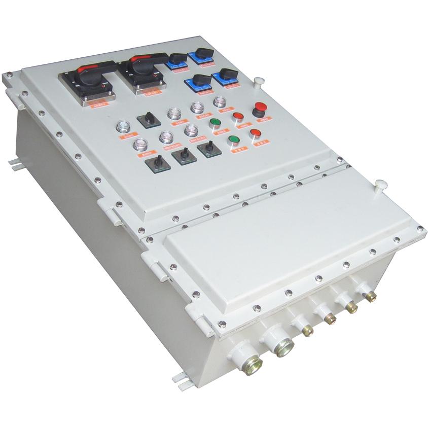 BX-CF-A系列除塵器專用防爆電控柜